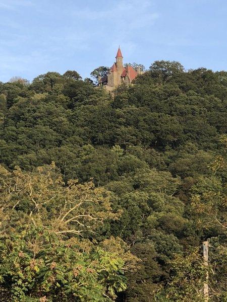 Castle Rock Unique Area