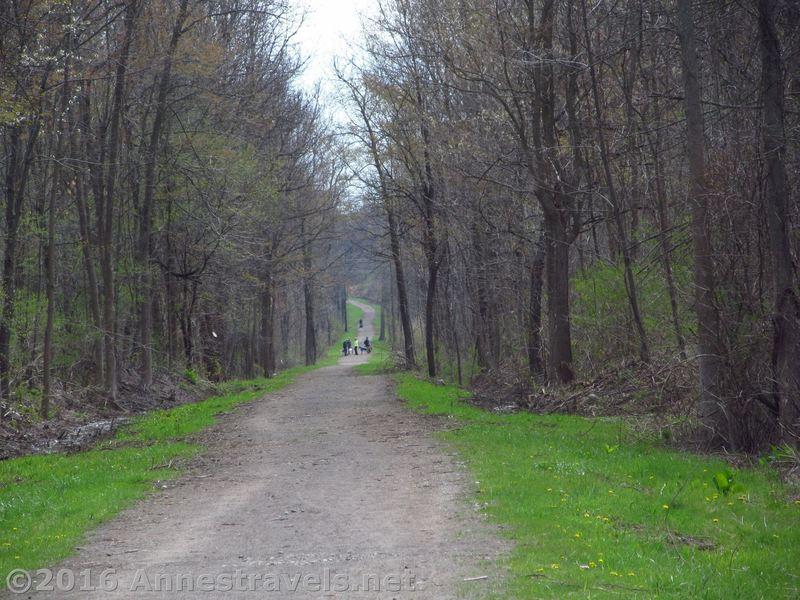 Rochester, Syracuse, & Eastern Trail