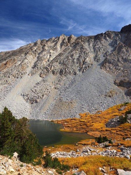 Upper Chocolate Lake