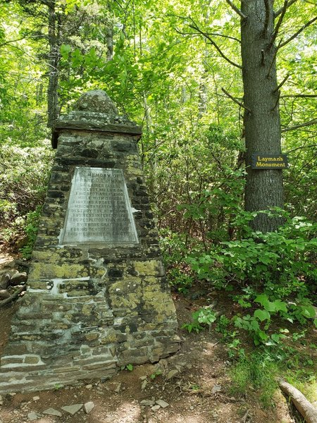 Layman's Monument