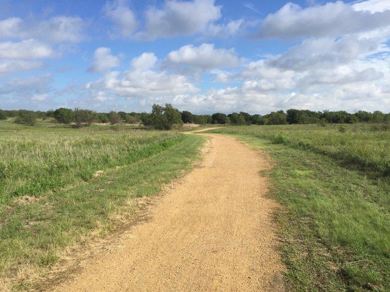 Shoreline Trail is an easy walk