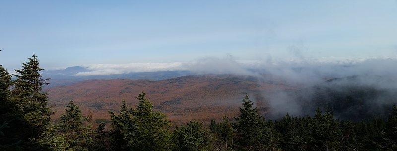 Mt. Ethan Allen looking east