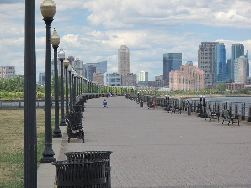 Riverfront Walkway