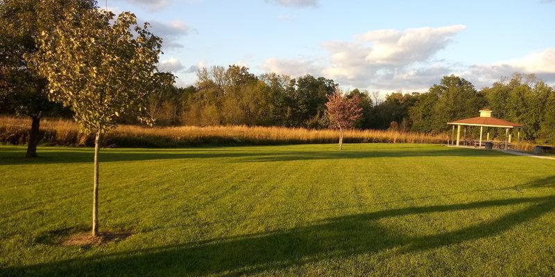 Early Fall at Blues Creek Park