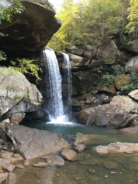 Eagle Falls is a route worth taking!