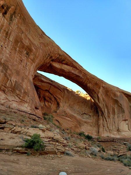 Hawkeye Arch