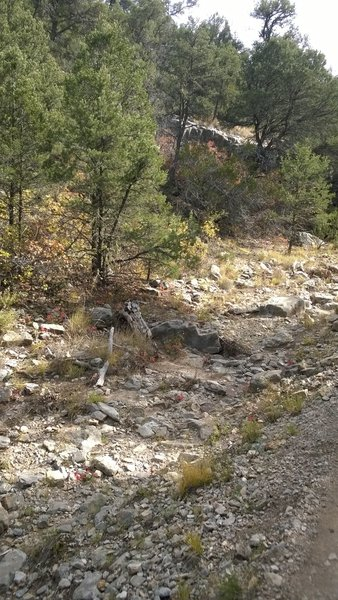 Otero Canyon Trail