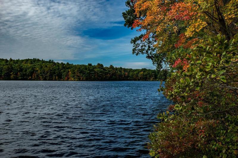 Lake Waban, Wellesley, MA