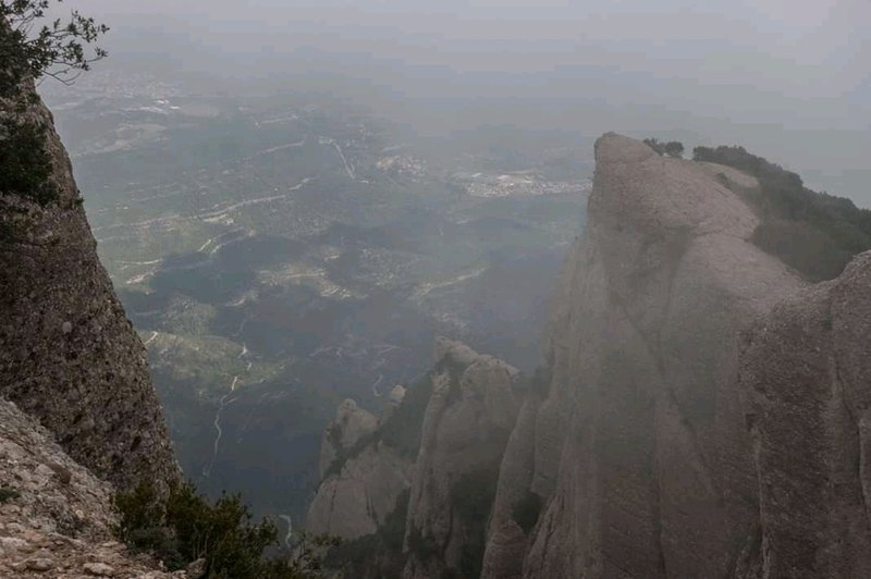 The view from Sant Jeroni.