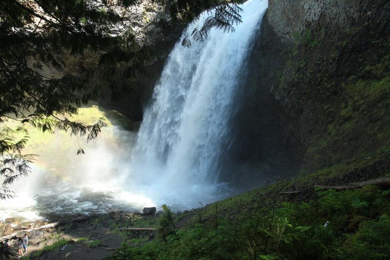 Moul Falls 1