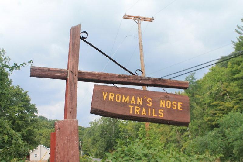 Vroman's Nose Trail