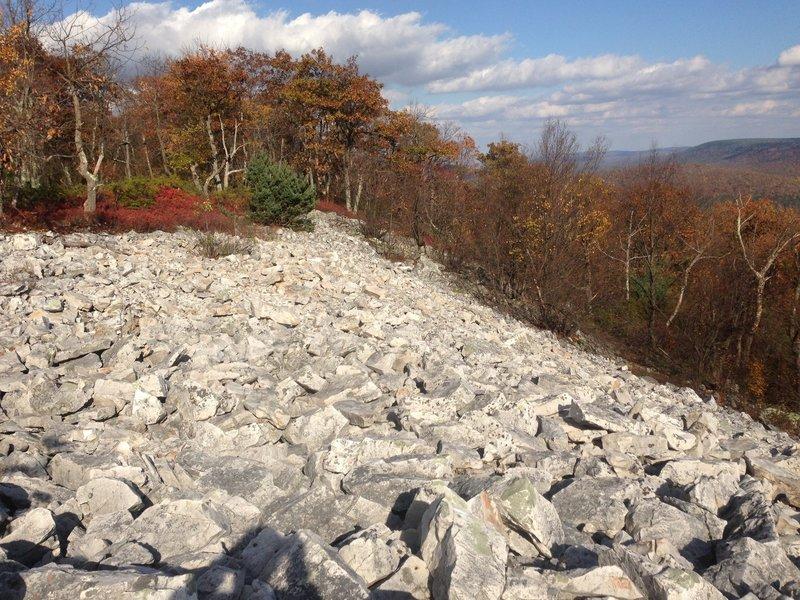 Indian Wells Vista rocks