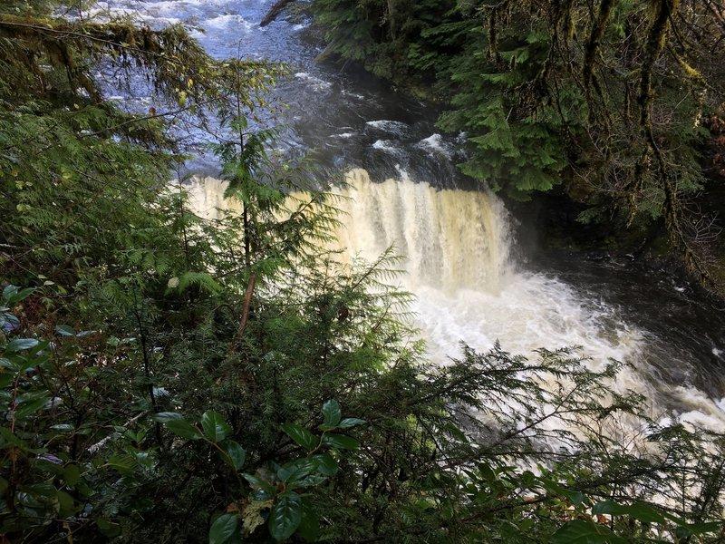 Taidnapam Falls, Lewis River