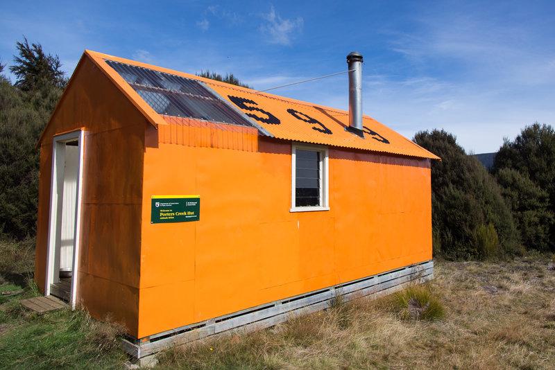 Porters Creek Hut