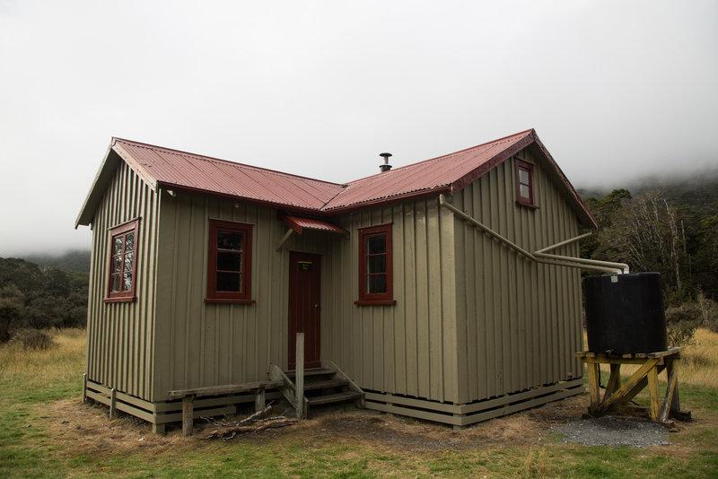 Hurunui No. 3 Hut