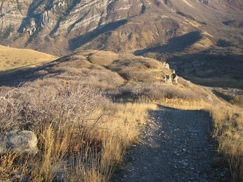 Bonneville Shoreline Trail/Great Western Trail