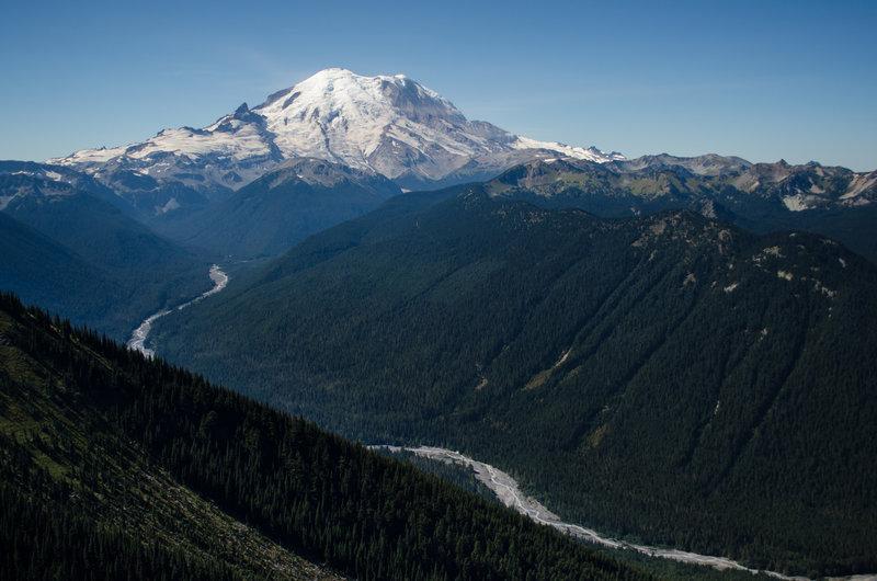River & Mountain