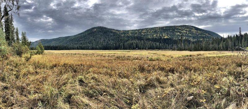 Hughes Meadows, Priest Lake area, Idaho