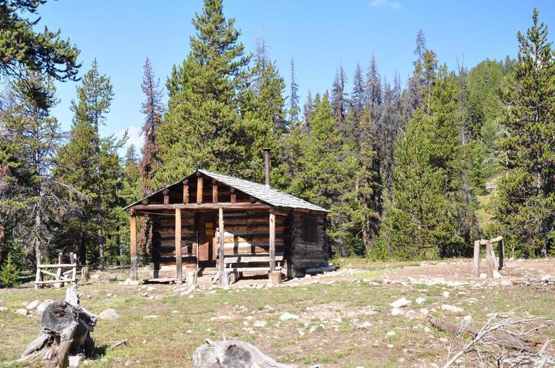 Forest Service outpost