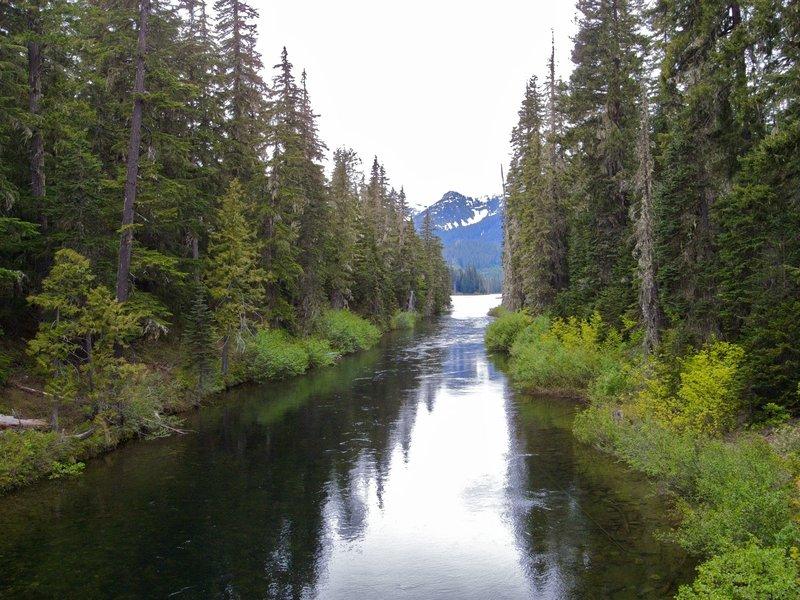 More pretty river scenes