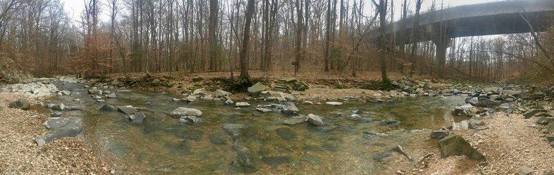 Potomac Heritage Trail x Pimmit Run