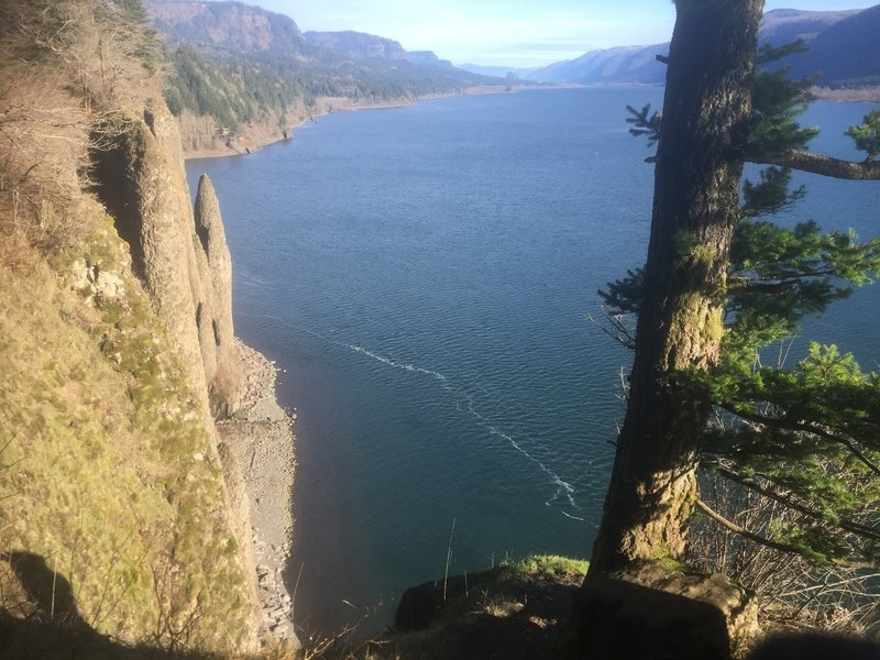 Cape Horn Loop Lower Section Lookout