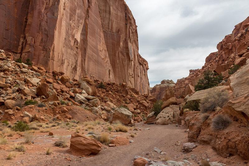 Chimney Rock Canyon