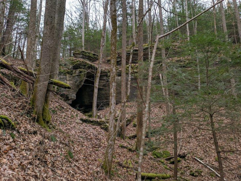 Powder Mill Arch
