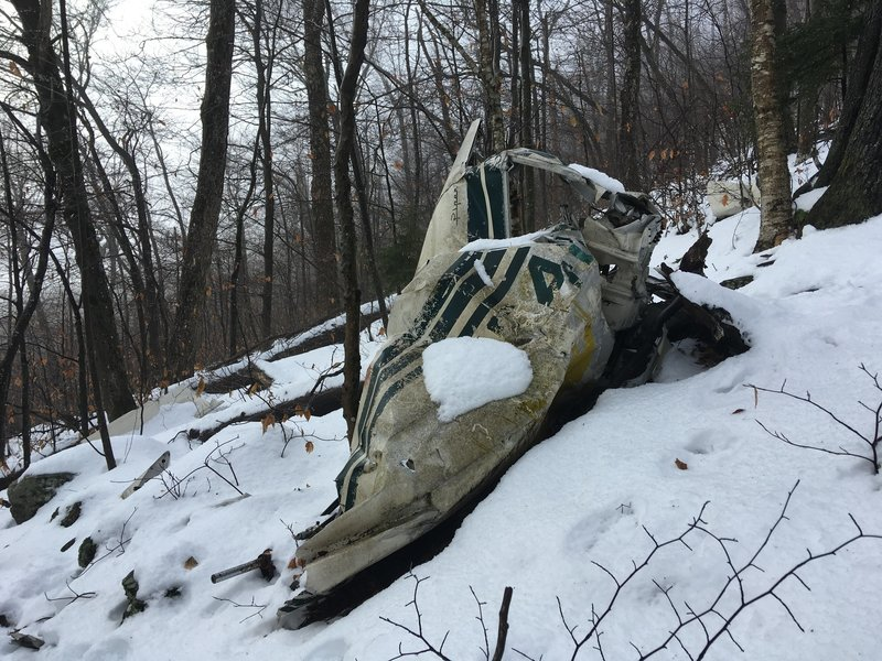 Piper Plane Crash (taken Nov. 25, 2018)