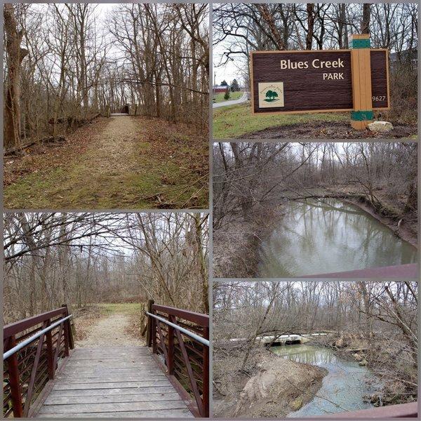 Shagbark Loop Trail - January 2019 - Central Ohio