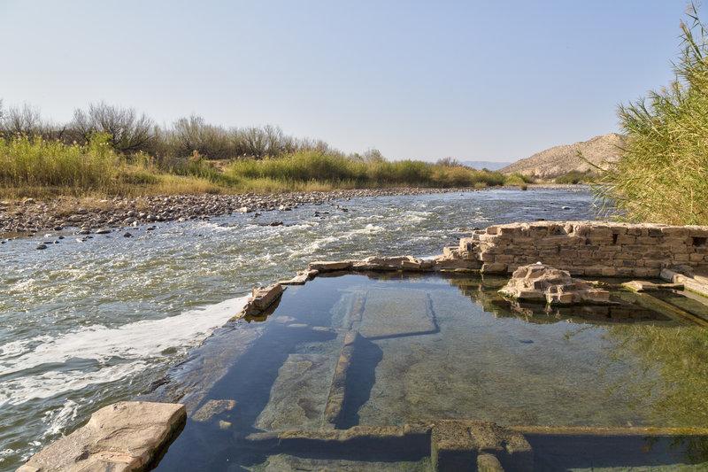 Big Bend Hot Springs