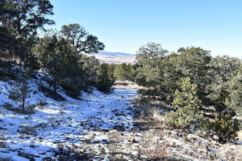 Flat Top Trail (December 2018)