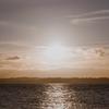 A nice sunset over Puget Sound.