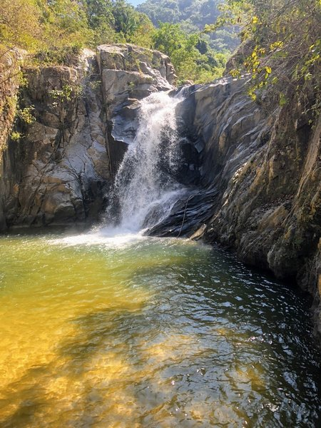 Cuale Waterfall