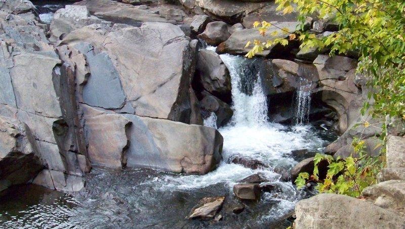 Meigs Creek Trail - The Sinks