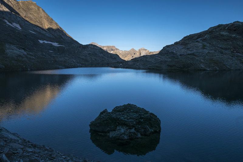 the Munia Lakes