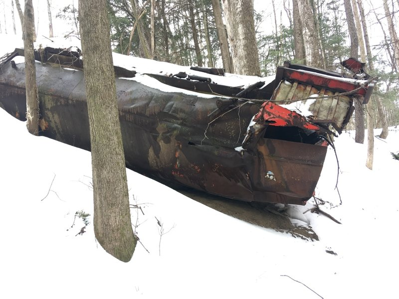 Overturned Tanker?