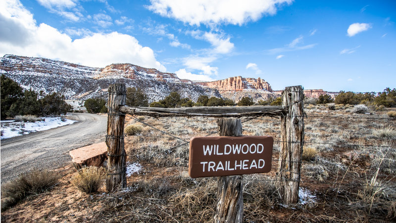 Wildwood Trailhead