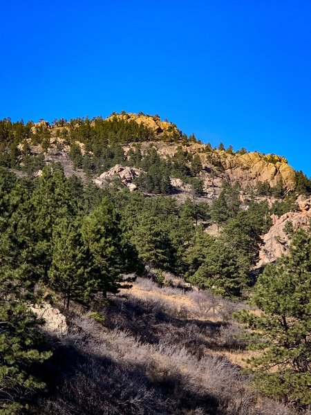 Horsetooth Mountain Park, Fort Collins, CO.
