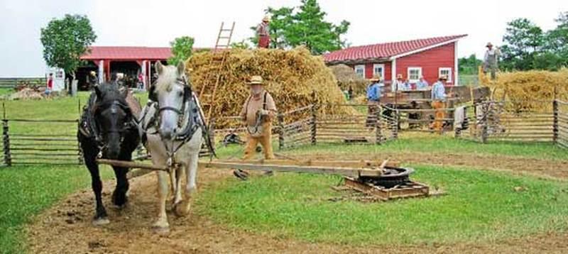 Slate Run Historic Farm