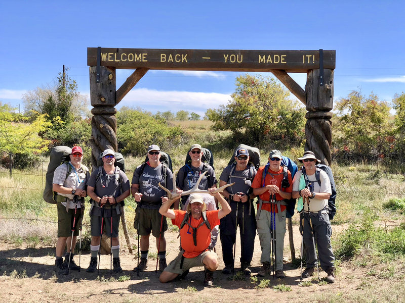 Philmont Scout Ranch, Autumn Adventure