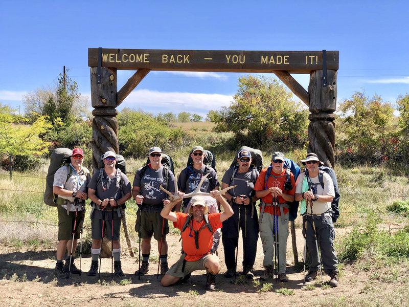 Philmont Scout Ranch, Autumn Adventure