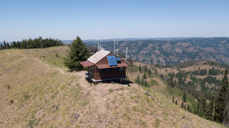 Oregon Butte Lookout