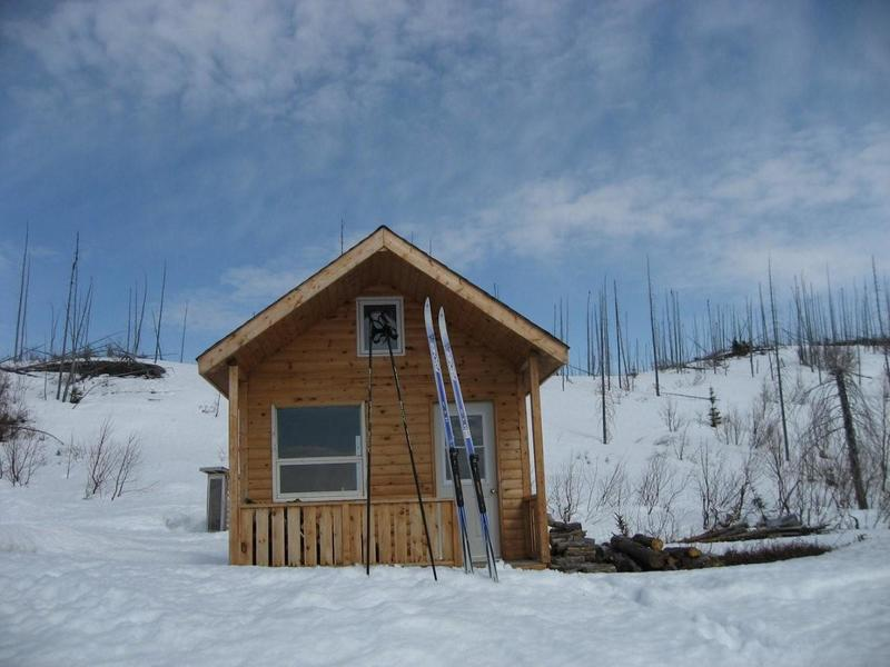 Colin's Hut