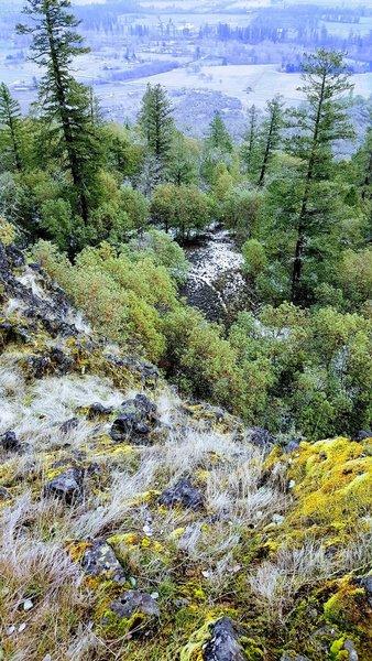 Upper Table Rock Trail