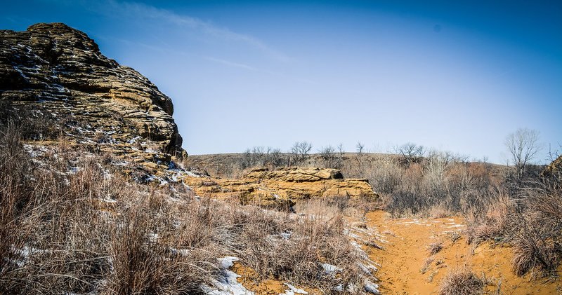 Horsethief Canyon Trail by Mile 90 Photography