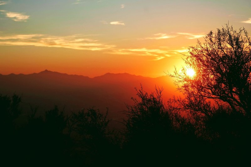 Sunset on Camelback