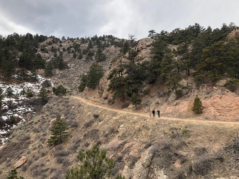 Soderberg connector trail
