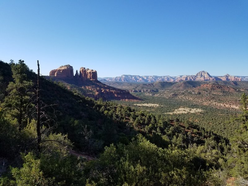 This trail has the king of views!