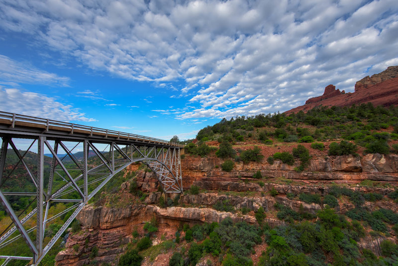 Sedona - Bridge